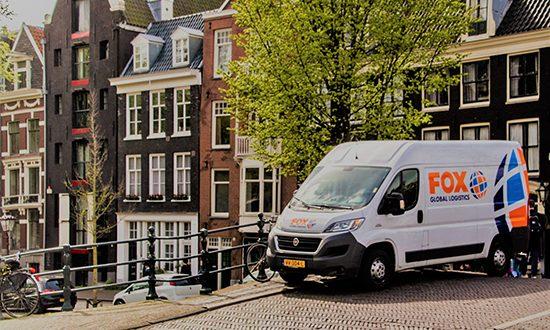 荷兰和欧洲境内快递