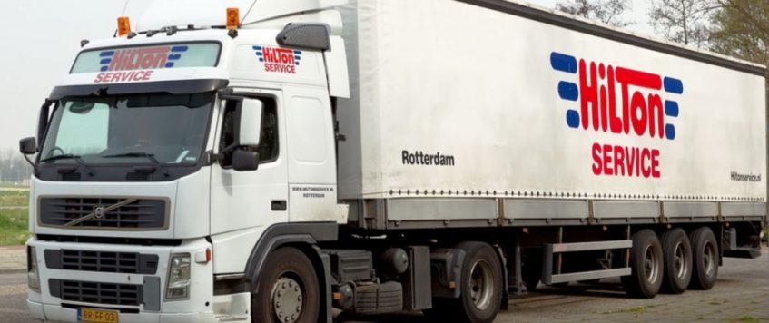 FOX Global Express B.V. uit Rotterdam neemt per 5 november 2018 de transport en distributie activiteiten van Hilton Service B.V. uit Rotterdam over.